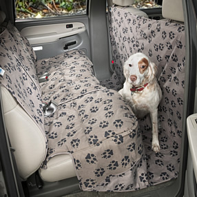 Canine Covers Coverall Paw Print