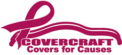Covercraft Covers for a Cause Breast Cancer Awareness Image