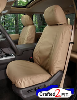 SeatSaver front seat cover