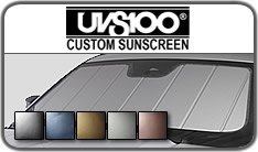 Covercraft UVS100 Windshield Shade Image